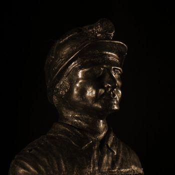 Coal Miner Bust