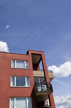 Modern executive Apartments