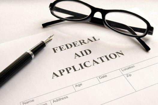 federal aid application