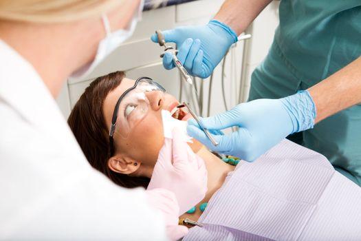 Dentist Needle Freezing