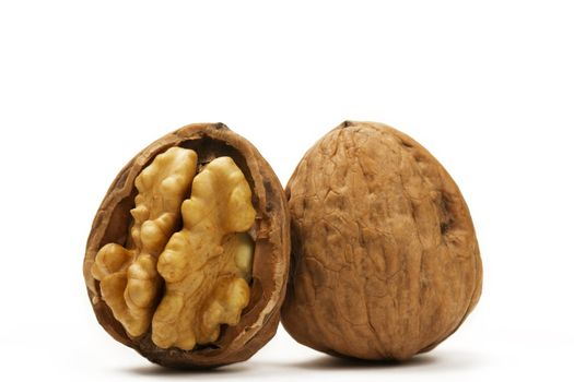 walnut and a half
