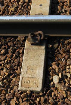 Detail of railroad