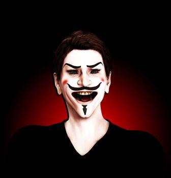 Insane Guy Fawkes