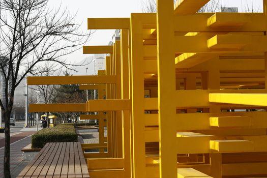Yellow Artworks
