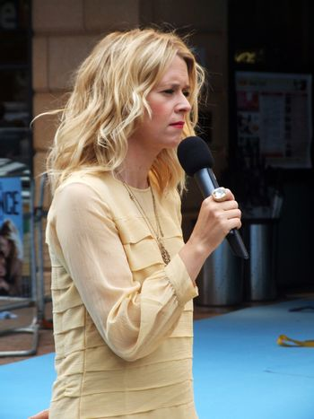 Edith Bowman At Going The Distance Premiere In Central London 19th August 2010