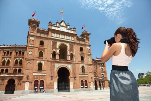 Madrid Tourist - Plaza De Toros De Las Ventas, Spain