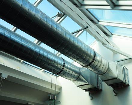 ventilation pipes