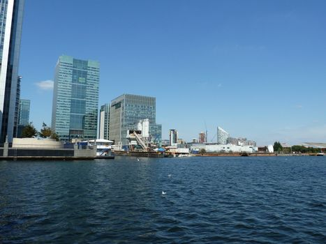 London Docklands Water View