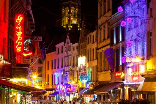 Brussels Nightlife