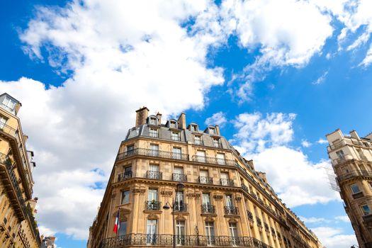 Parisian Houses