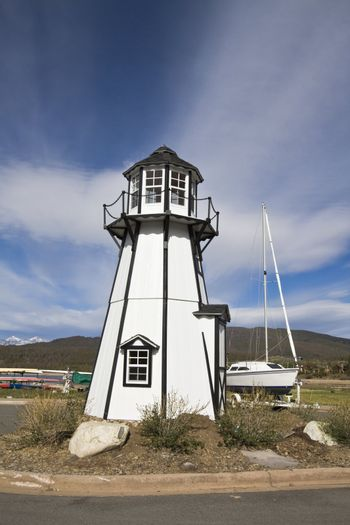 Lighthouse in Frisco