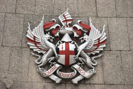 Corporation of city of london crest
