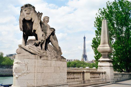 Embankment of Seine