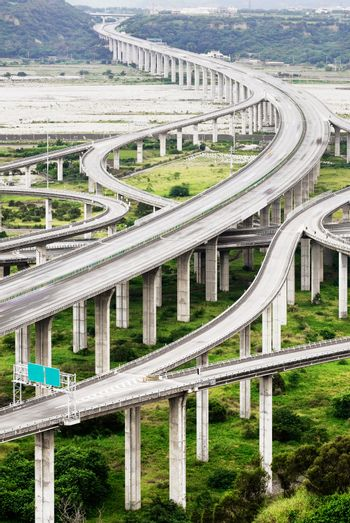 Architecture of highway