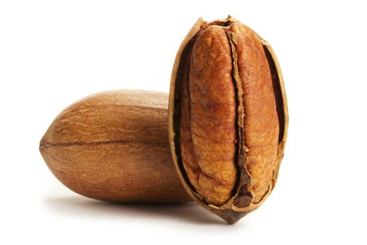 pecan and a half