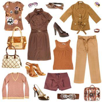 Lady's clothing