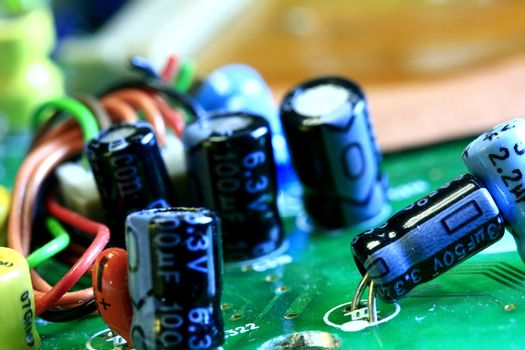 Component of electronic circuit