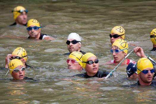 Auch triathlon,2010