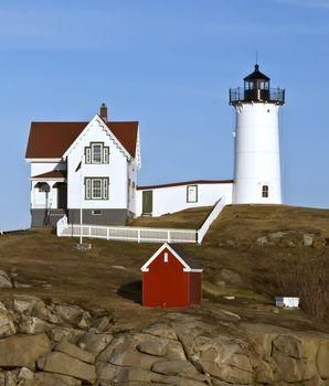 Cape Neddick Light