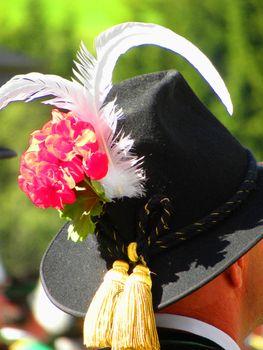 Costume Hat Tyrol