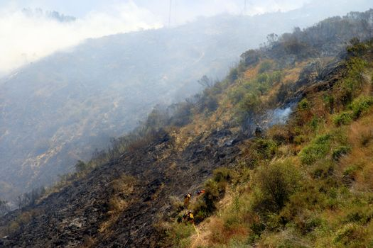 Barnett Fire