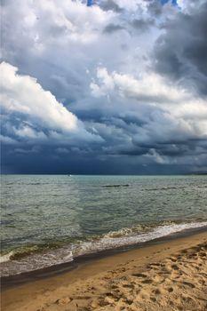 Stormy wheather