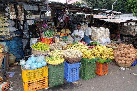 Fruit Vendor