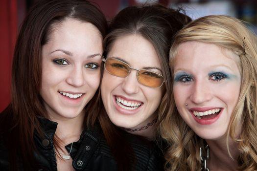 Three Good Friends