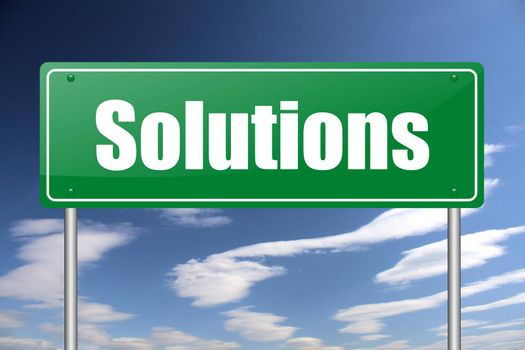 solutions traffic sign