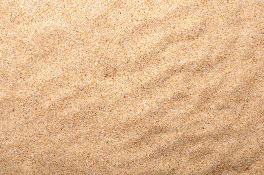 sand texture pattern or surface with copyspace