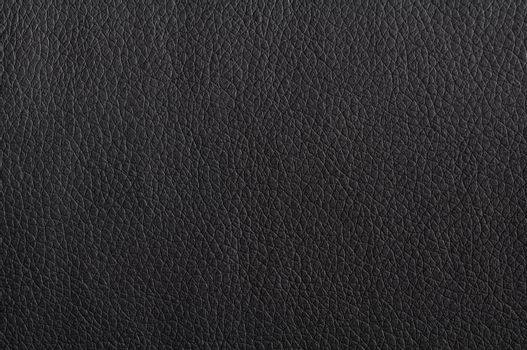 black leather texture background surface or wallpaper with copyspace