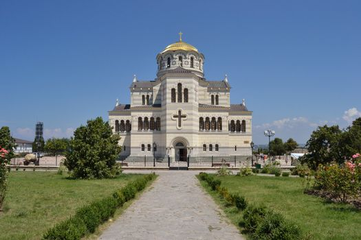 The  St. Vladimir cathedral