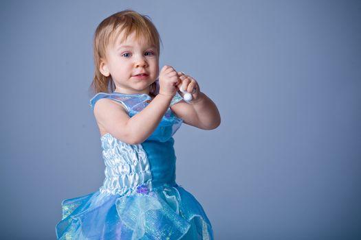 Nice little princess