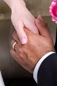 Hands in marriage
