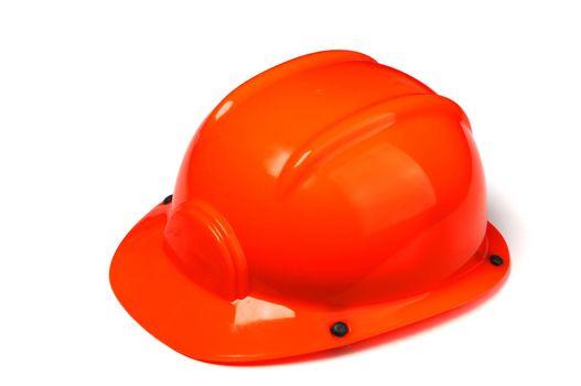 hard hat or construction helmet showing safety work concept