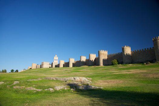 fortification of Avila city