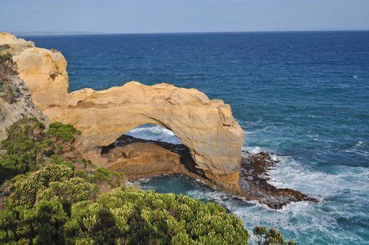 Stone Arch. Great Ocean Road, Australia