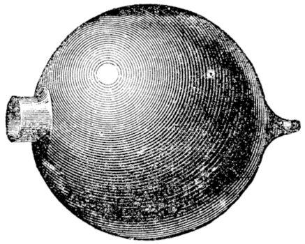Resonator vintage engraving