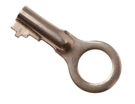 Door key isolated