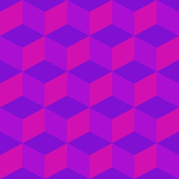 psychedelic pattern mixed purple
