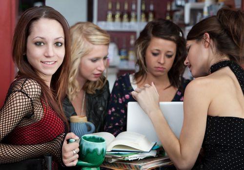 Homework Cafe