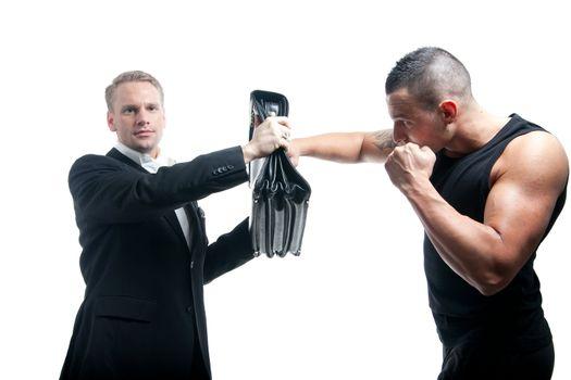 briefcase defense