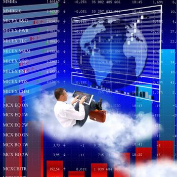 Investments of the financial capital are carried out instantly on electronic the network Internet