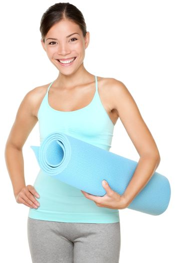 exercise fitness woman