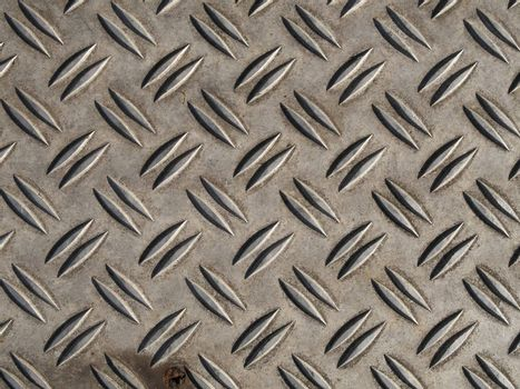 A metal texture