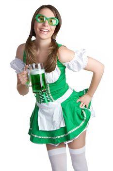 Saint Patricks Girl