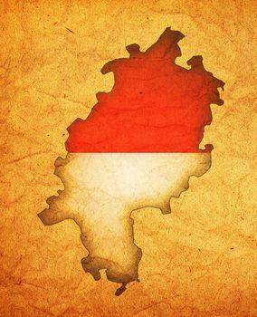 hessen map