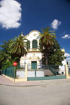 public building of Seville