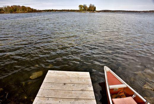 Potawatomi State Park Boat rental