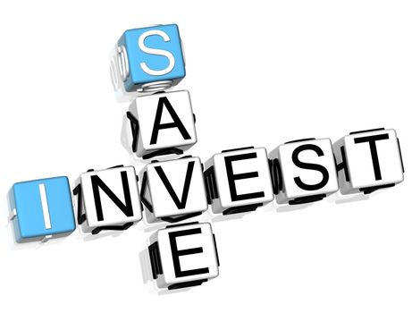 Invest Save Crossword